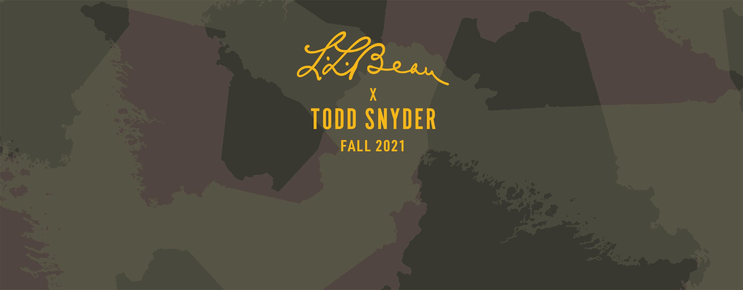 L.L.Bean x Todd Snyder Fall 2021